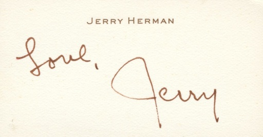 Love,Jerry