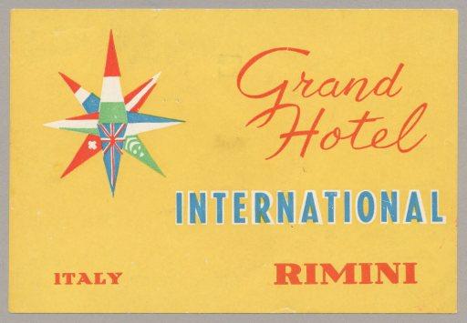Rimini(GrandHotel)