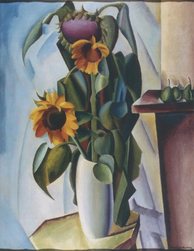 EMK,Sunflowers(1917)