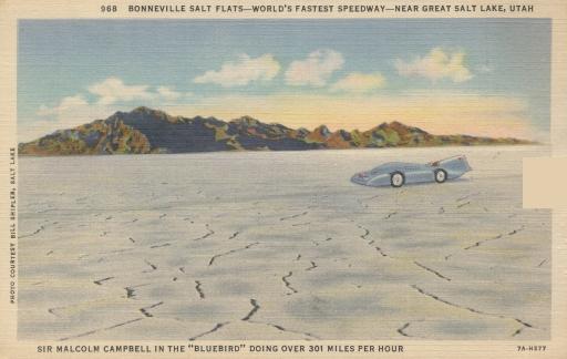 Bonneville copy
