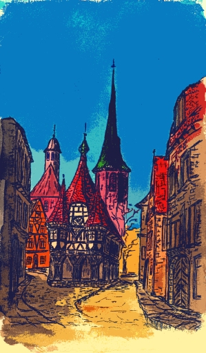 Rothenburg copy