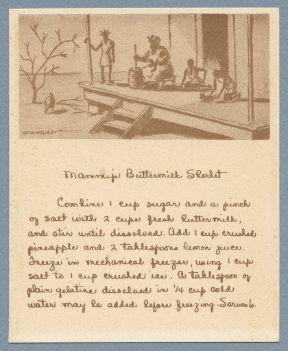 ButtermilkSherbet