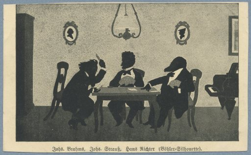 Brahms,Strauss,Richter